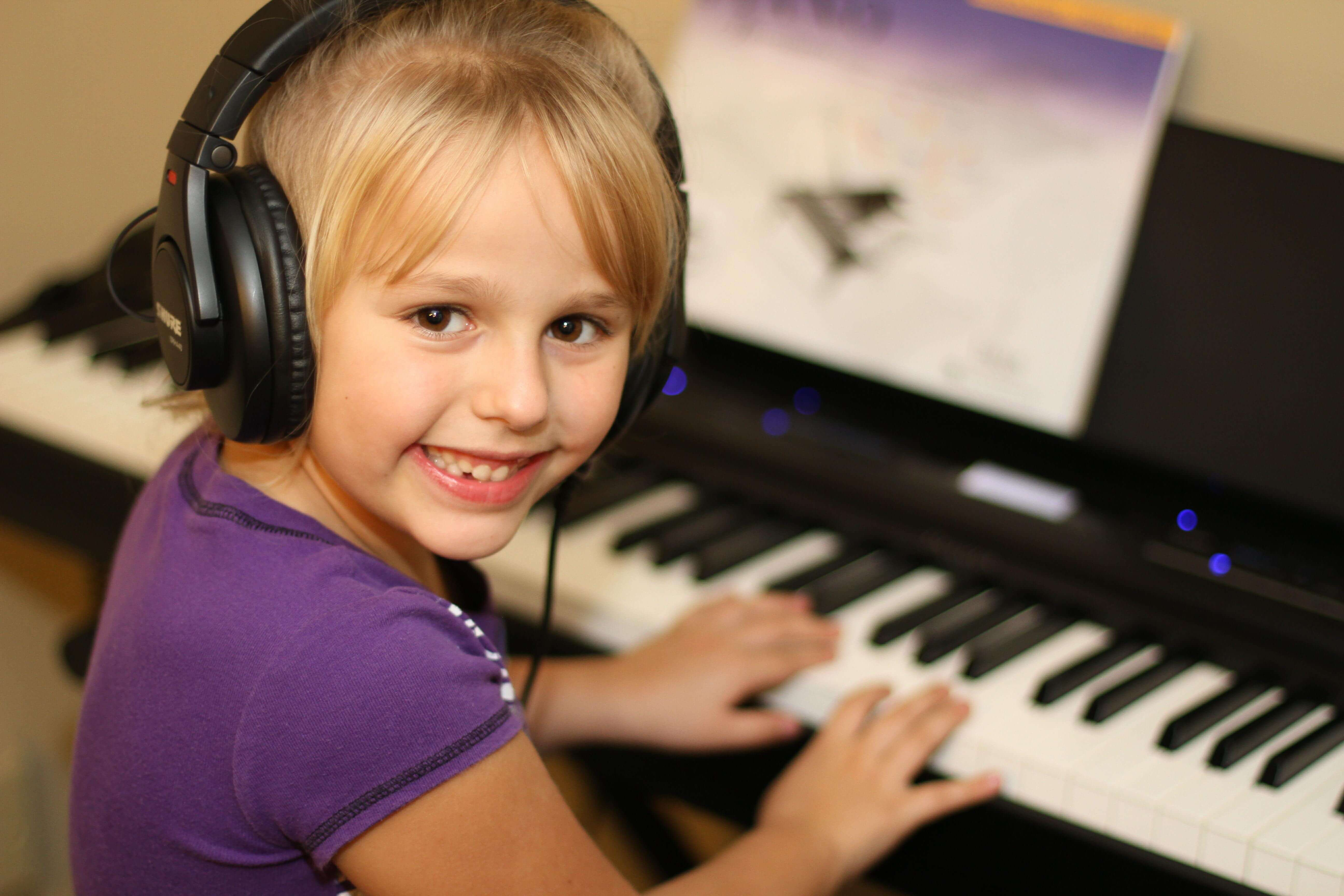 Piano summer camp in Katy TX