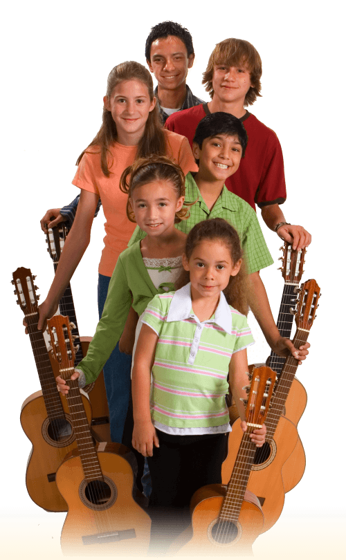 Summer guitar camps in Katy TX